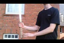 Schwert Training