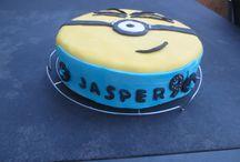 My cake / Zelfgemaakte taarten en cupcakes