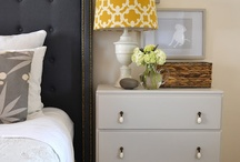 our house : guest room / by Carron DeGrass