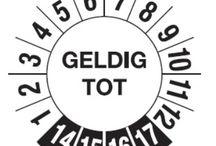 Vervaldagaanduiding / Alle soorten en maten pictogrammen in de categorie 'Vervaldagaanduiding' www.veiligwinkel.nl/pictogrammen/vervaldagaanduiding