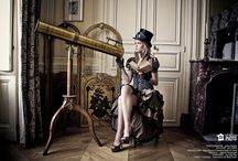 Amazing Steampunk Art / View some of the most amazing Steampunk art on the Internet.