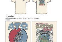 Alpha Tau Omega / Alpha Tau Omega custom shirt designs #alphatauomega #ato  For more information on screen printing or to get a proof for your next shirt order, visit www.jcgapparel.com