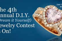 4th Annual D.I.Y. (Dream it Yourself) Custom Design Contestants / Our one-of-a-kind custom design jewelry contest is officially on!  Vote and win a pair of our exclusive fleur-de-lis earrings!  http://l.inkto.it/6bu7 / by Joseph Schubach Jewelers