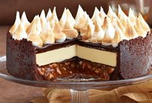 Yummy Desserts & Sweet Treats