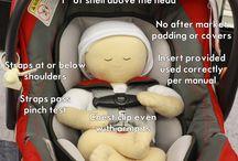 Rear Facing / car seat safety