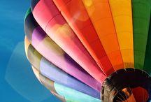 Hot Air Balloons / by Denver Toth