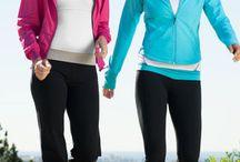 walk to get fit