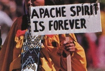 Apache tribe / The Apache people today and in history