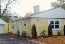 3)Lustron HOuses / by Fwitzie