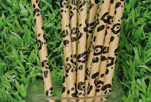 Jungle Party Ideas / by Pink Frosting