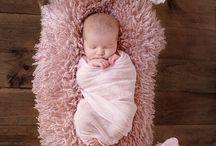 Sarah Newborn Shoot
