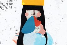 Method - Collage / Cut & Paste! Layers! Paper, Fabric, Digital, Other