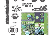 Stamp Sets That I Want / by Kellie Evans