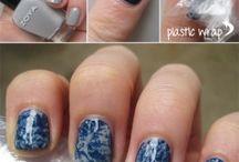 Nails / by Courtney Hawk