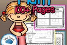 Educational Printables / Things that can be printed for pre-k and up.  / by Denise Ditmer