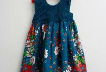 vestido c/ flores