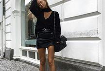JHJ / Looks de l'instagrammeuse Josefin H.J Fashion; Outfit, Blogger