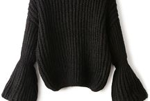 Chunky Knit Sweater 3D
