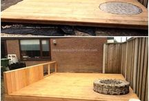 DIY | Wood terrace project