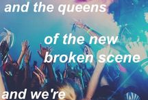 lyric aesthetic