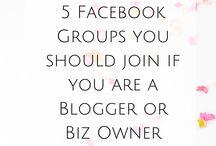 Blogger Facebook Stuff