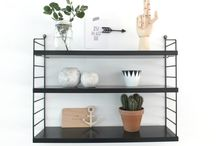 Regale | Shelves ♡