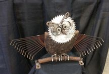 Owls Recycled