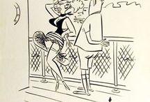 Classic Cartoons / Cartoon Art