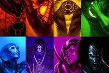 tropas dos lanternas