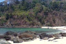 beach / secret paradise