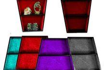 decoreren met kisten - decoratie op kist