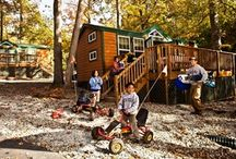 Camping Cabins! / by Williamsburg KOA Campground