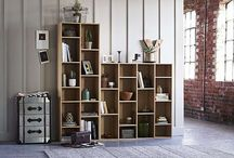 Home library / Create your own library at home with these styling tips!