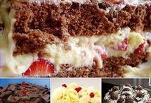 7 melhores receitas de bolo