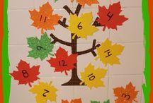 Fall Teaching / by Erica Winkle