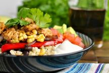 Love Spicy Southwest Recipes / by Alisa Galloup-Soderstrom