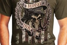 Miami Ink Tattoo and LA Ink Tee Shirts