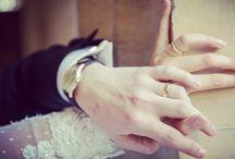♥ Mariage d'automne ♥ / Une saison douce avec des couleurs chaudes... un mariage d'automne : simplement magique !