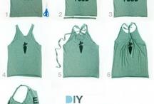 DIY t shirt fun / by Becki Andersen