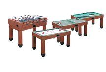 Monipelipöydät / Miksi tyytyä yhteen kun voi saada monta? Monipelipöydät tarjoavat monta peliä samassa pelipöydässä