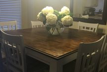 Kitchen table flip