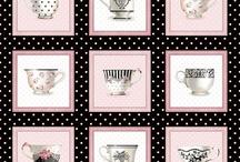 Tea fabric