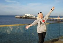 Vote for Sandy / Blackpool tourism worker Sandy Griffiths is one of just 10 people nationwide to make the shortlist for Visit England's Tourism Superstar Award.  And voting is now open in this national online competition. To vote for Sandy all you have to do is watch her video online at www.mirror.co.uk/tourismsuperstar and click the link to register your vote.