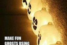 Halloween DIY Ideas / by Karen Rumbaugh