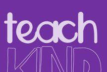 teach kind be kind
