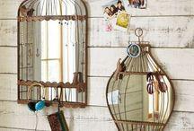 Bird Cage Upcycling/Repurpose