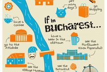 Bucharest - seen by others / Bucharest, capital of Romania, as seen by other pinterest users