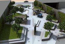 diseños de parques