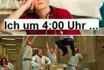 sarcasmus Krankenschwester