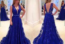 prom dresses blue royal